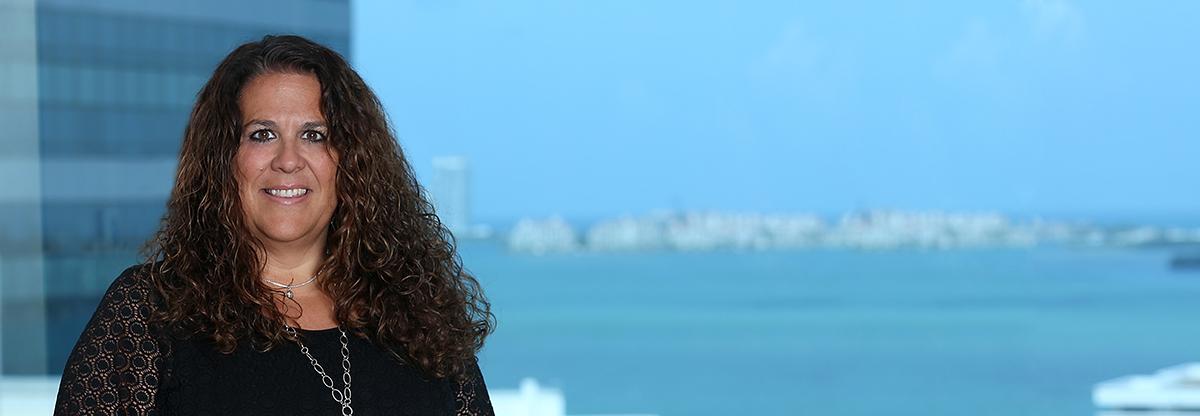 Carmen Cruz, Paralegal