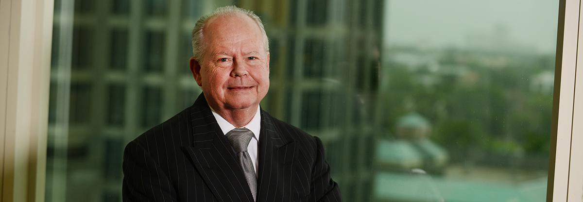 Morris Brown, Partner