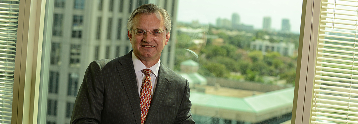 Robert Barron, Partner
